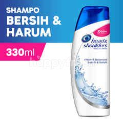 Head & Shoulders Clean & Balanced Shampoo