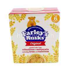 FARLEY'S RUSKS ORIGINAL Original Rusks Packed...