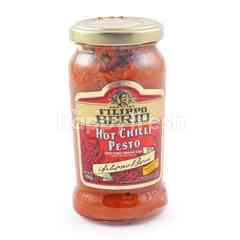Filippo Berio Saus Tomat dengn Cabe