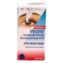 Visine Sterile Eye Drops Red Eyes