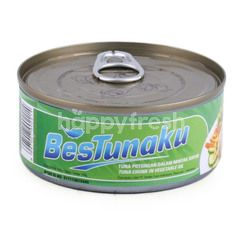 BesTunaku Tuna Chunks in Vegetable Oil