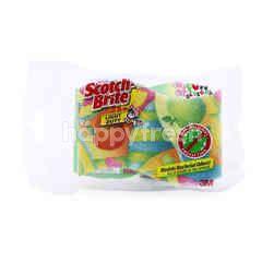 Scotch-Brite Light Duty Scrub Sponge