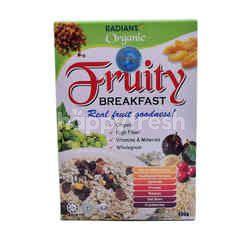 Radiant Whole Food Organic Fruity Breakfast