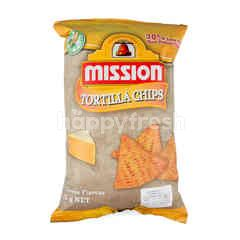 Mission Cheese Flavour Tortilla Chips
