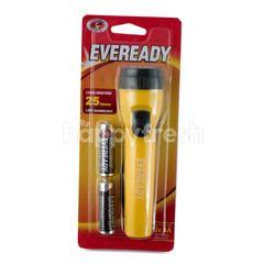 Eveready Senter + 2 Baterai AA