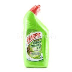 Harpic Value Twinpack Active Cleaning Gel Mountain Pine