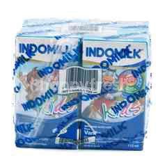 Indomilk Susu UHT Anak-Anak Rasa Vanila