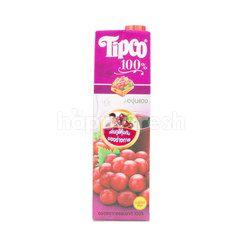 ทิปโก้ น้ำองุ่นแดง 100%