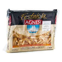 Agnesi Pasta Le Fettuccine all' Uovo