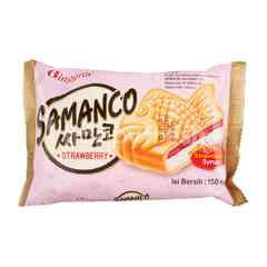 Samanco Strawberry Ice Cream