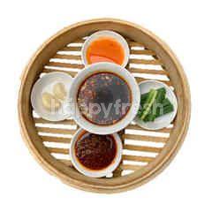 Din Tai Fung Frozen Spicy Wonton Sauce (4 Packet)