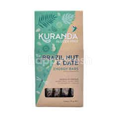 Kuranda Brazil Nut & Date Energy Bars (5 Bars)
