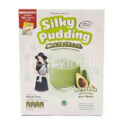 Mom's Recipe Silky Pudding Avocado Flavor