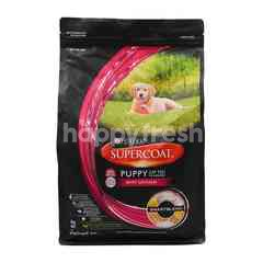 Purina SuperCoat Puppy All Breed Chicken Dry Dog Food