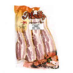 Meaty Premium Choice Streaky Pork Bacon