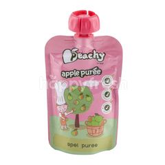 Peachy Apple Puree 1-5 Years Old Kids