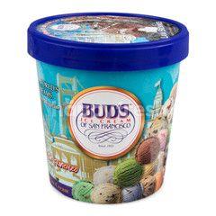 บัดส์ ไอศกรีมนม รสช็อกโกแลตผสมบราวนี่