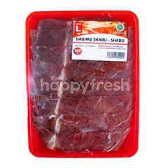 Choice L Beef Shabu-Shabu