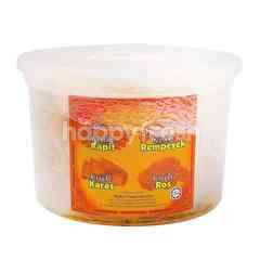 Bistari Food Salted Egg Snacks