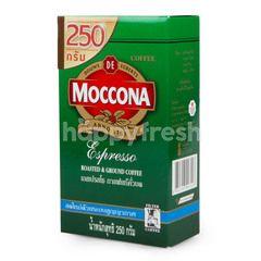Moccona Espresso Roasted & Ground Coffee