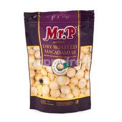 Mr. P Dry Roasted Macadamias