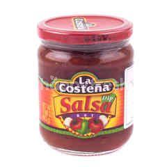 La Costena Salsa Dip Hot 453g