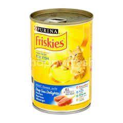 Purina Friskies Deep Sea Delights Pure Tuna