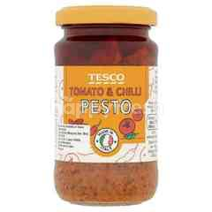 Tesco Pesto - Tomato & Chilli