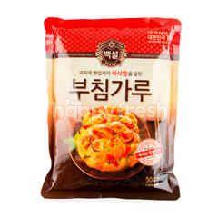 ซีเจ บูชิมการูแป้งทำพิซซ่าเกาหลี