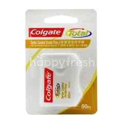 Colgate Total Tartar Control Dental Floss 50M