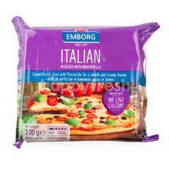 Emborg Italian Mozzarella Slices Cheese