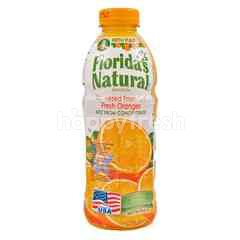 Florida's Natural Jus Jeruk Florida dengan Pulp