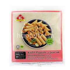 Kg Pastry Spring Roll Pastry