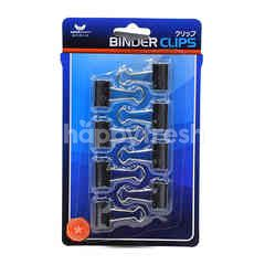 Unicorn Binder Clips (8 Pieces)