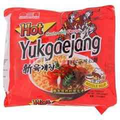 Samyang Yukgaejong Mushroom Flavour Noodle