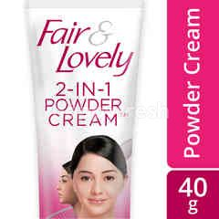 Fair & Lovely 2in1 Krim Bedak