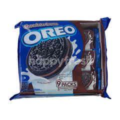 Oreo Chocolate Cream Flavor