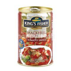 King's Fisher Tomato Sauce Mackerel