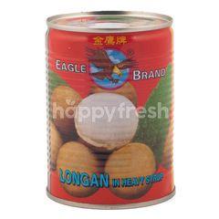 Eagle Brand Buah Kelengkeng dalam Sirup