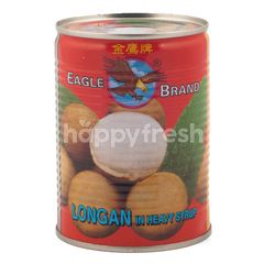 Eagle Brand Longan in Heavy Syrup