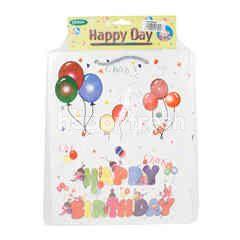 Ceria Happy Day Tas Kertas Happy Birthday