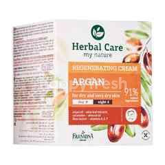 Herbal Care My Nature Regenerating Cream Argan for Dry and Very Dry Skin
