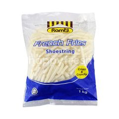 Ramly French Fries Shoestring