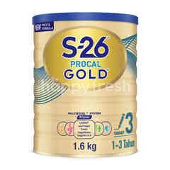 S-26 Procal Gold Growth Milk 1-3 Years