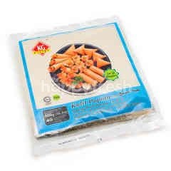 Kg Pastry Spring Roll Pastry (40 Sheets)