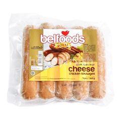 Belfoods Sosis Ayam Keju