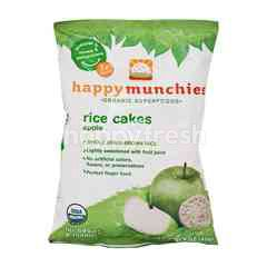 Happybaby Happy Munchies - Apple Rice Cakes (40g)