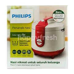 Philips Rice Cooker Daily Collection HD3119 Red