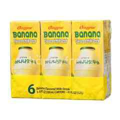 Binggrae Banana Milk (6 Pieces)