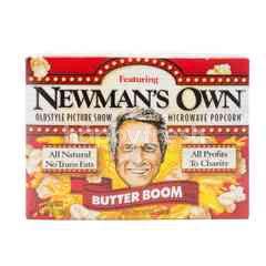 Newman's Own Butter Boom